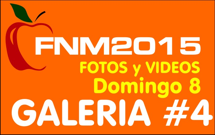FIESTA NACIONAL de la MANZANA 2015 – GALERIA FOTOS y VIDEOS DIA DOMINGO – GALERIA 4