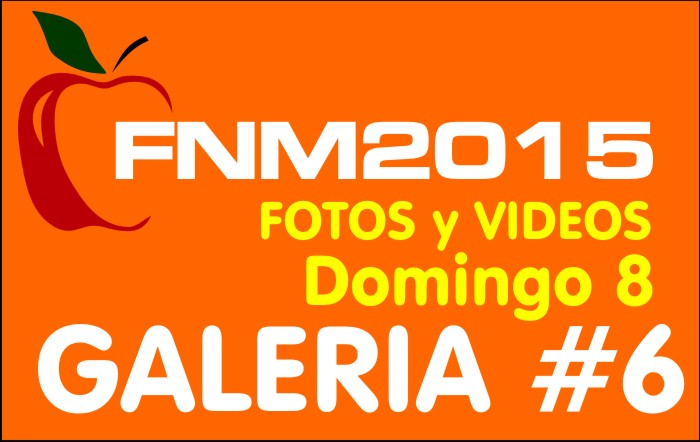 FIESTA NACIONAL de la MANZANA 2015 – GALERIA FOTOS y VIDEOS DIA DOMINGO – GALERIA 6
