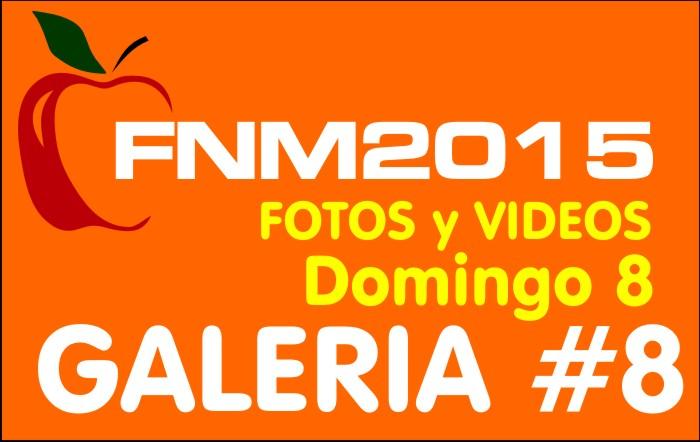 FIESTA NACIONAL de la MANZANA 2015 – GALERIA FOTOS y VIDEOS DIA DOMINGO – GALERIA 8