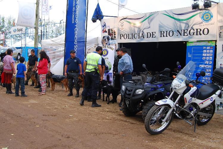 Preparan intenso Operativo de Seguridad para la FIESTA NACIONAL de la MANZANA 2015