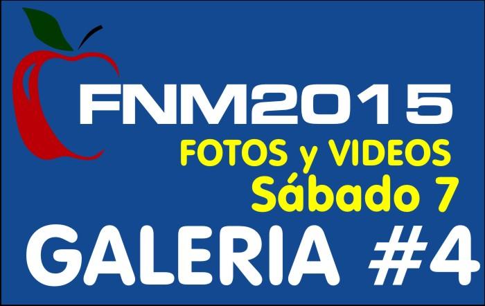 FIESTA NACIONAL de la MANZANA 2015 – GALERIA FOTOS y VIDEOS DIA SABADO – GALERIA 4