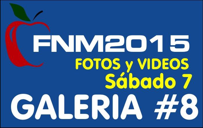 FIESTA NACIONAL de la MANZANA 2015 – GALERIA FOTOS y VIDEOS DIA SABADO – GALERIA 8