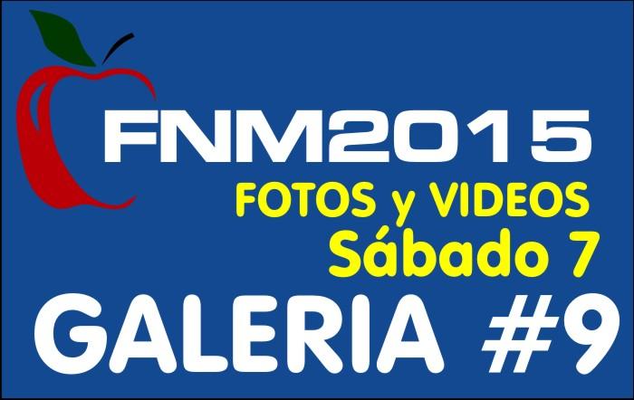 FIESTA NACIONAL de la MANZANA 2015 – GALERIA FOTOS y VIDEOS DIA SABADO – GALERIA 9