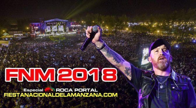 Comienza la FIESTA NACIONAL de la MANZANA 2018 con la presentación de LA BERISO