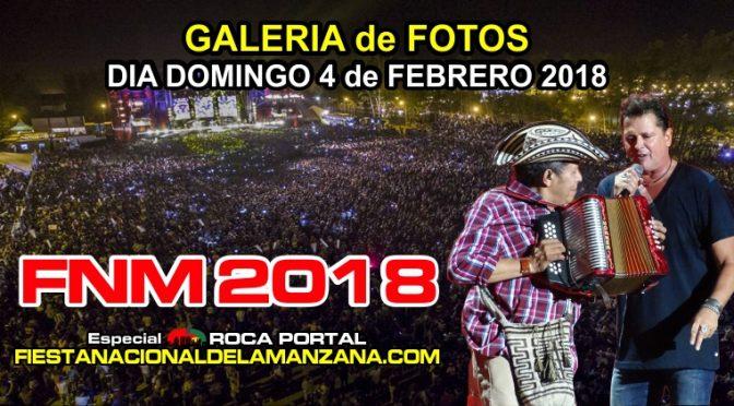 ESPECTACULAR CIERRE de la FIESTA NACIONAL de la MANZANA 2018 con el CARISMA de CARLOS VIVES !!! – FOTOS y VIDEOS