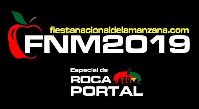 GENERAL ROCA – LANZAMIENTO DE LA FIESTA NACIONAL DE LA MANZANA 2019